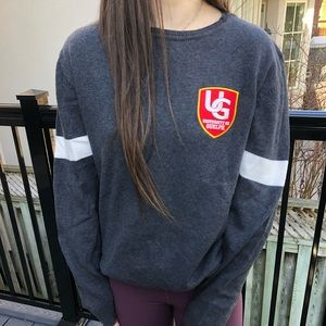 University of Guelph knit  sweater